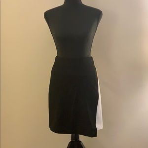 Women's Mini Black Work Skirt